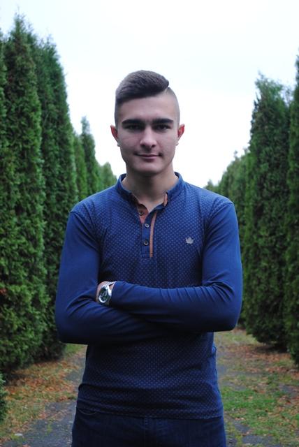 Адамчук Віталій М-21 Інформаційний сектор відділення механізація