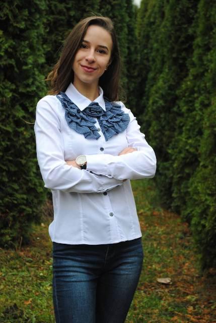 Сиволап Яна Зб-31 Голова Студентської ради коледжу