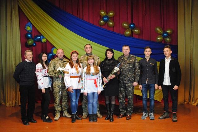 грудня 2018 року в актовій залі коледжу проведено військово-патріотичний захід, присвячений Дню Збройний Сил України